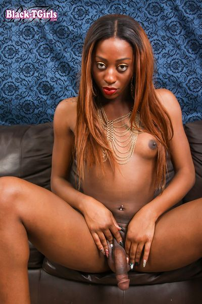 Black Tgirls movies